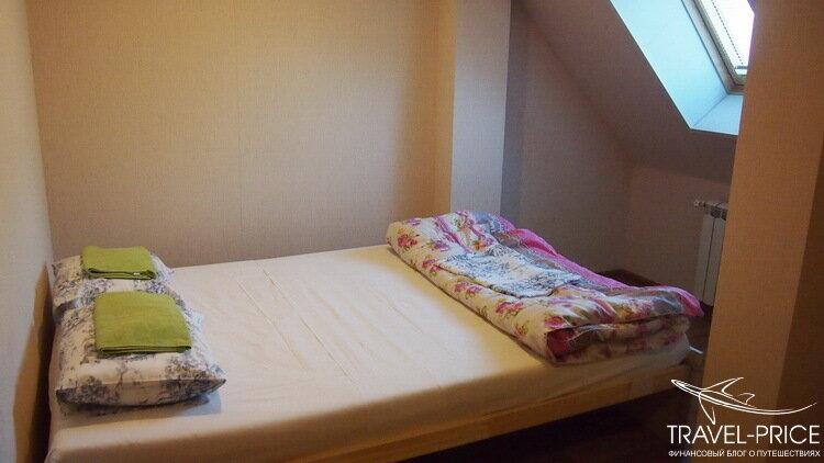 двухместный номер в greenpoint hostel казань