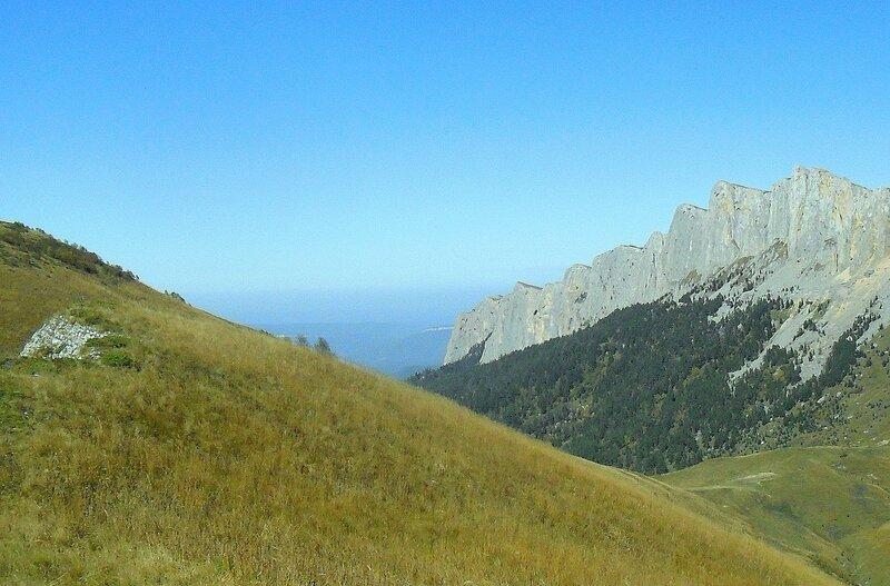 Кавказ, Адыгея, Большой Тхач, туризм, сентябрь 2012... SAM_3307 - копия.JPG