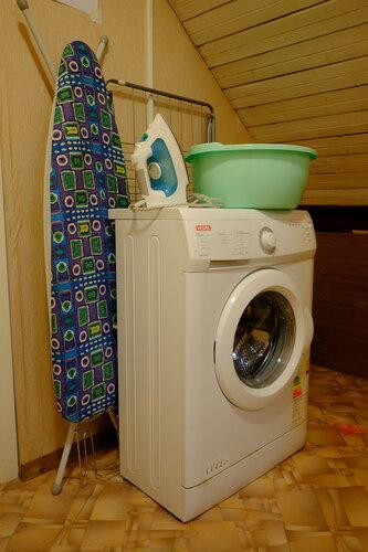 Стиральная машина и сушилка