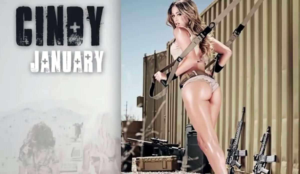 Стрелковый календарь Hot Shots (11)