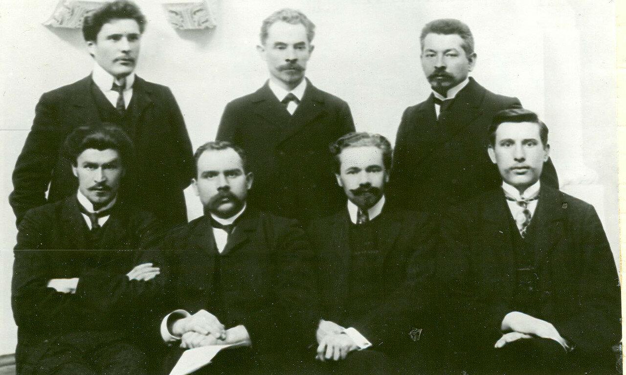 17. Группа депутатов Второй Государственной Думы, избранных от Ковенской и Сувалкской губерний