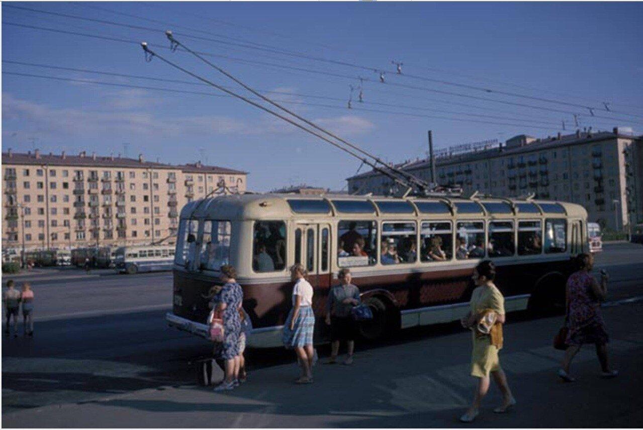 Рассказ о сексе в троллейбусе 11 фотография