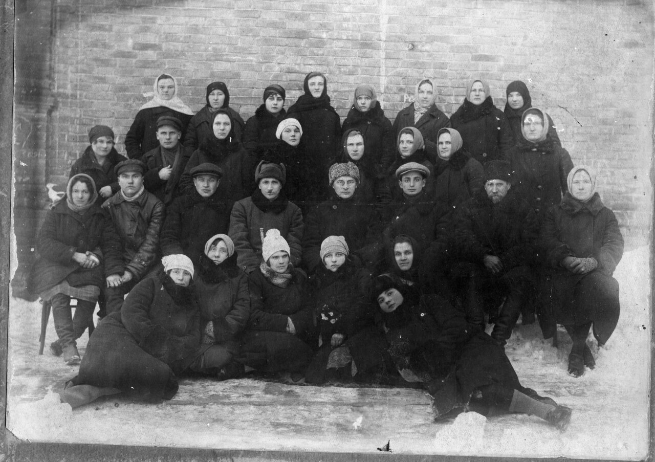1938. Городские кооператоры