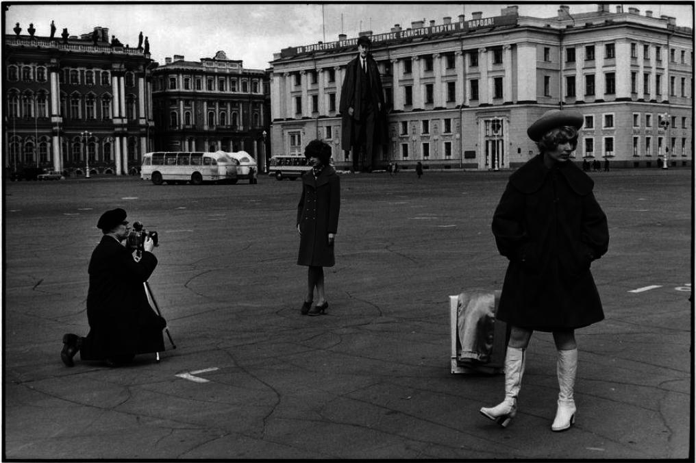 1972. Ленинград. Советские модели