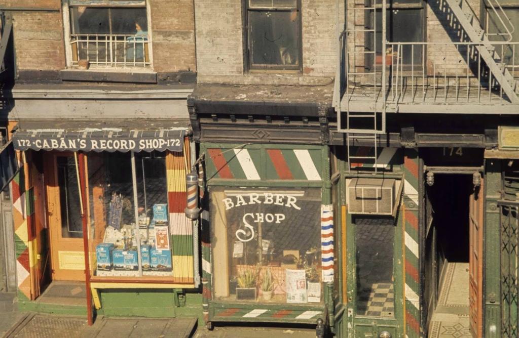 Фотографии Нью-Йорка 70-х