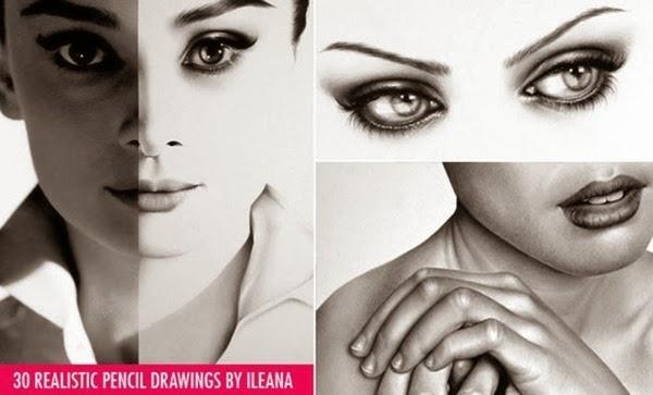 Илеана Хантер: Реалистичные карандашные рисунки 0 12d1b5 51af8dbb orig