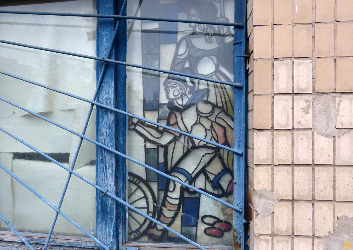 Закинутий велотрек у Києві