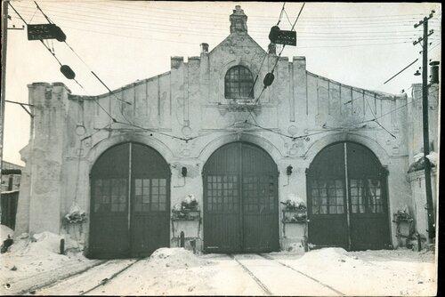 3-й корпус локомотивного депо Петропавловск 1915-го года постройки, 1990-е.jpg
