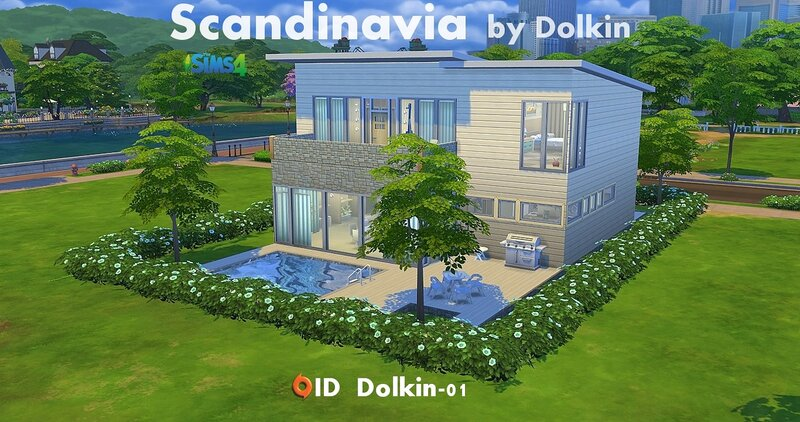 Scandinavia by Dolkin
