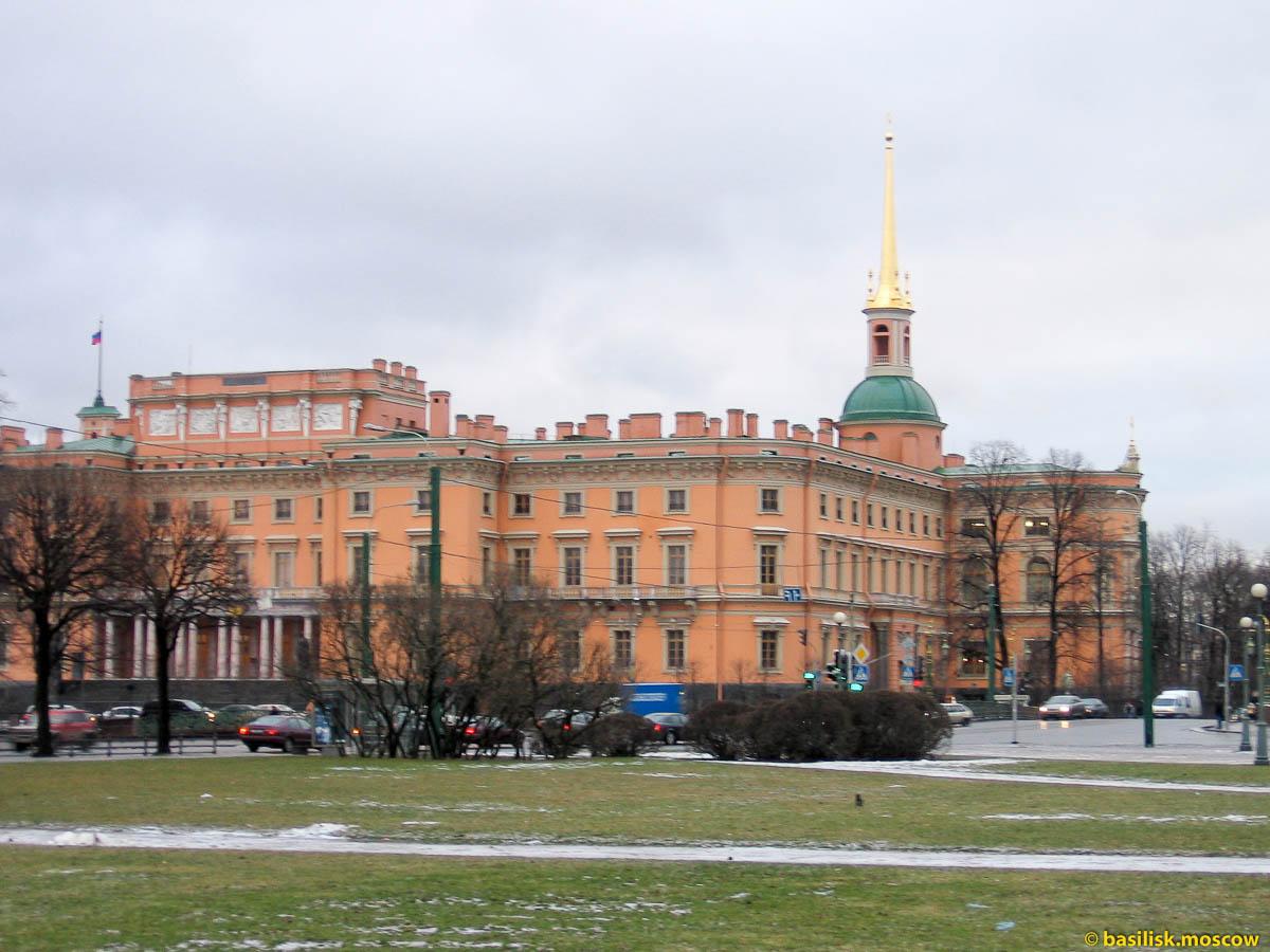 Декабрьский Петербург. 2005