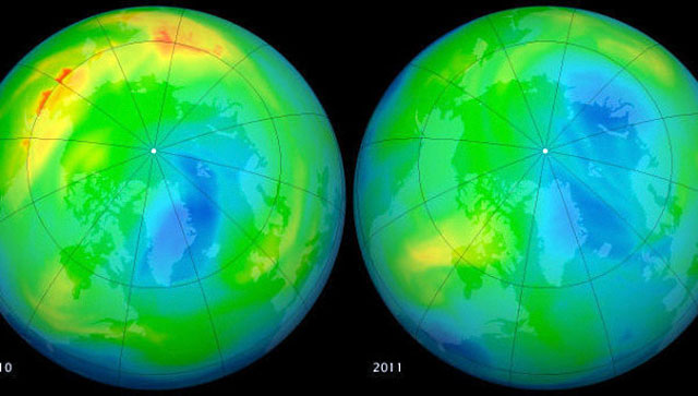 ozone layer thesis