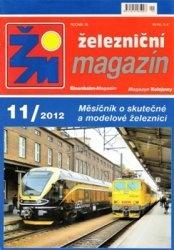 Журнал Zeleznicni magazin 2012-11