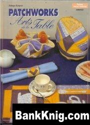 Журнал Patchworks: Arts de la Table jpg 21,72Мб