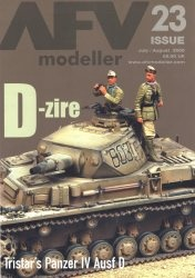 Журнал AFV Modeller №23