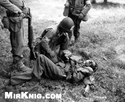 Книга Вторая Мировая Война.  Страшное лицо  войны.  Часть 7