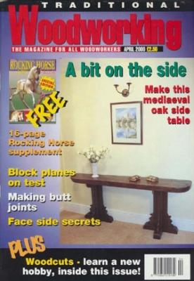 Журнал Журнал Traditional Woodworking №119 April 2000