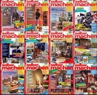 Журнал Selber machen № 1 - 12, 1996 год