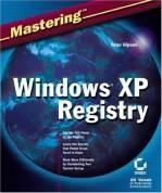 Книга Mastering Windows Xp Registry