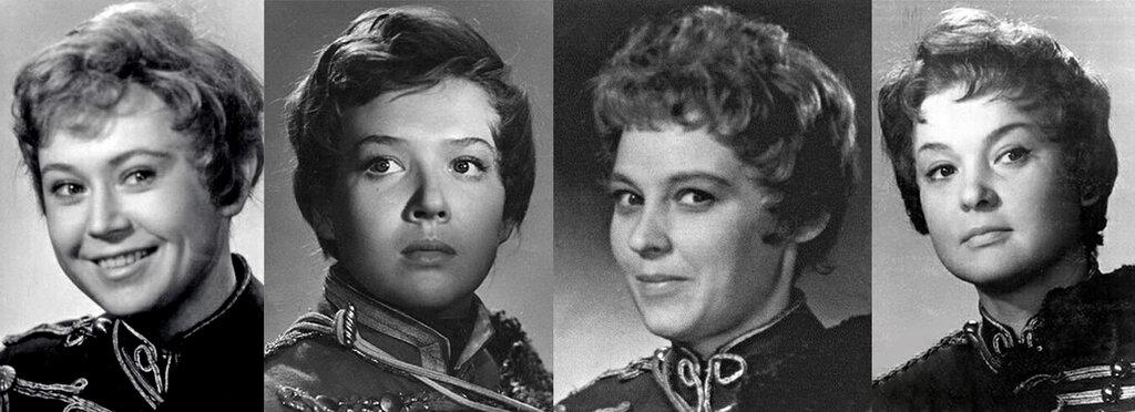 """""""Гусарская баллада"""", 1962 год."""