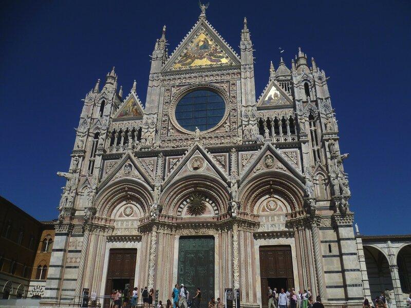Италья, Сиена - Сиенский собор (Italy, Siena - Siena Cathedral)
