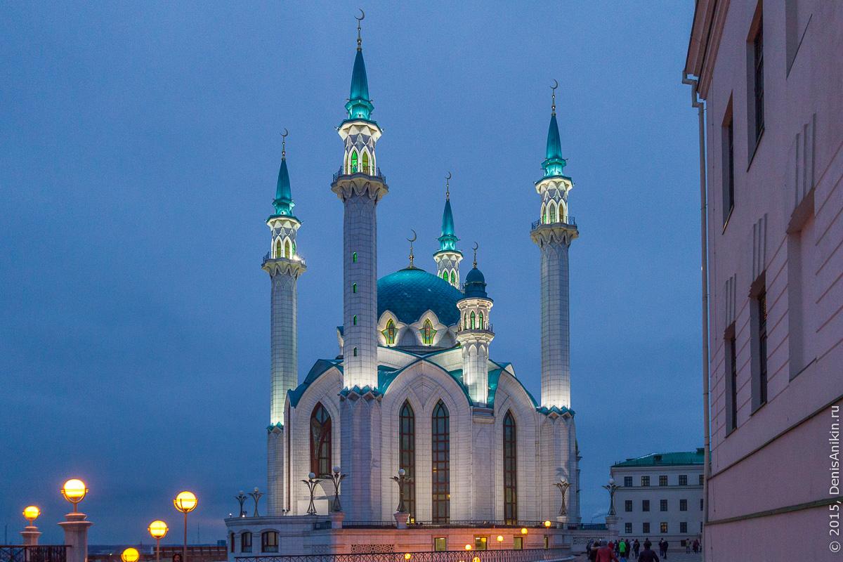 Мечеть Кул Шариф 24