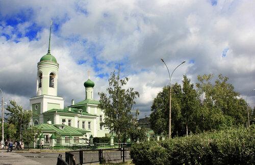 Церковь Николая Чудотворца на Глинках