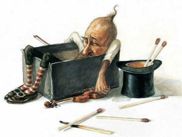 Жан Батист Монже - добрые иллюстрации