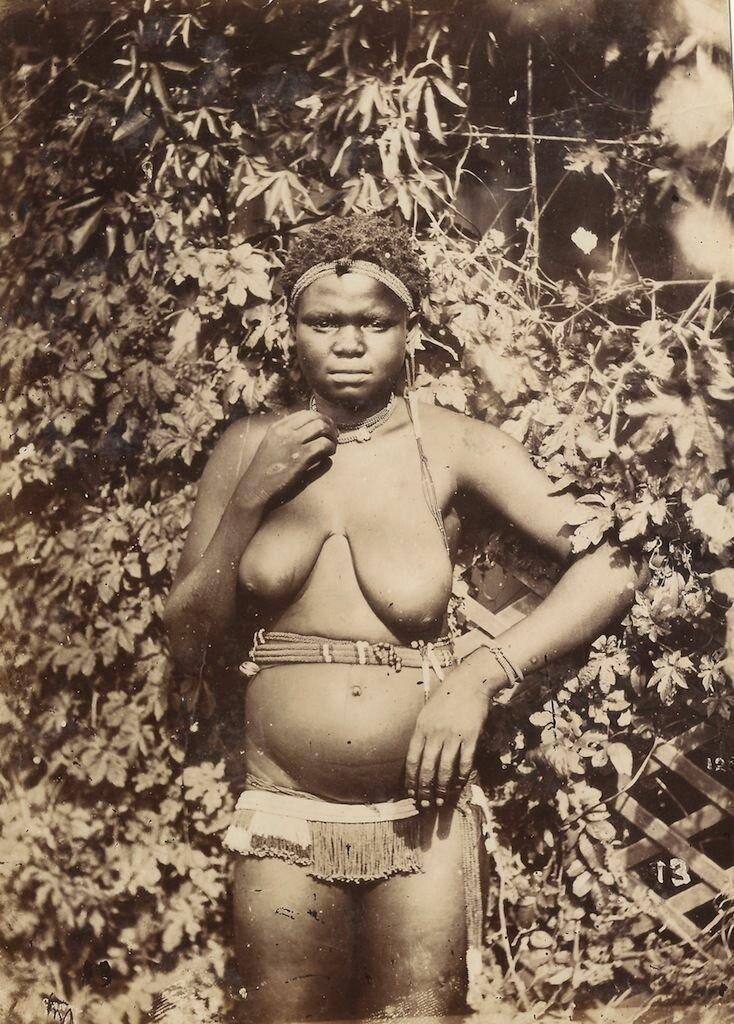 1880-е.  Зулуска