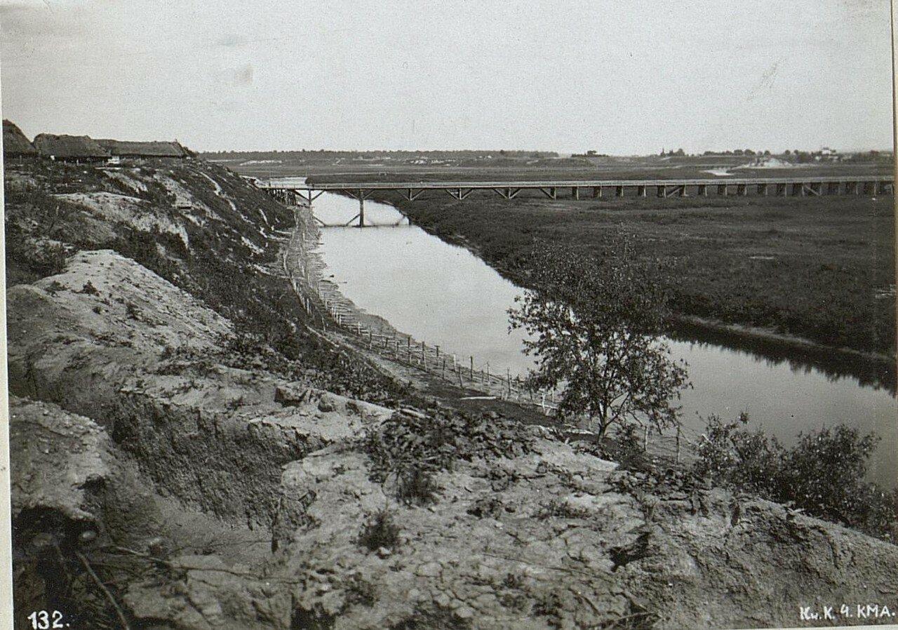 Крупа. Мост