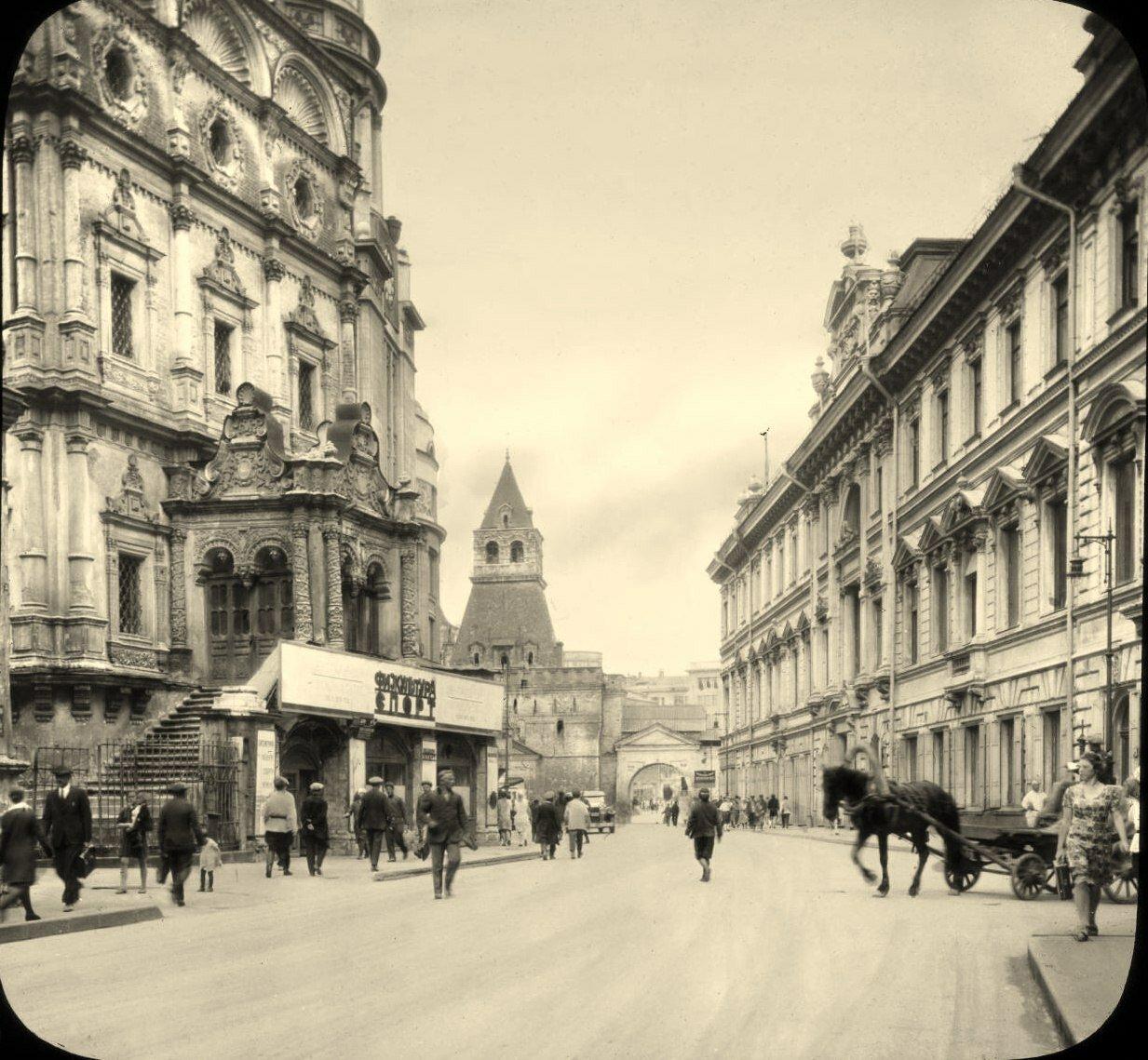 Москва. Часовня Целителя Пантелеймона Афонского