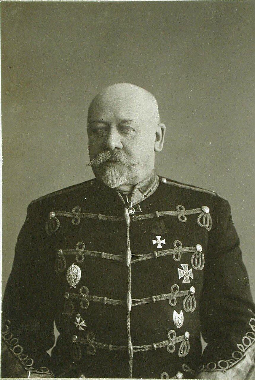 08. Портрет генерала от кавалерии, генерал-адъютанта В.А.Сухомлинова - военного министра