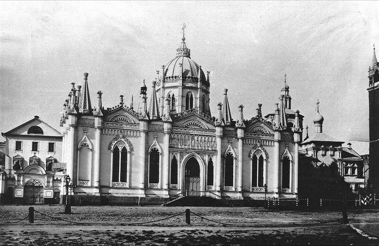558. Собор Вознесенского монастыря
