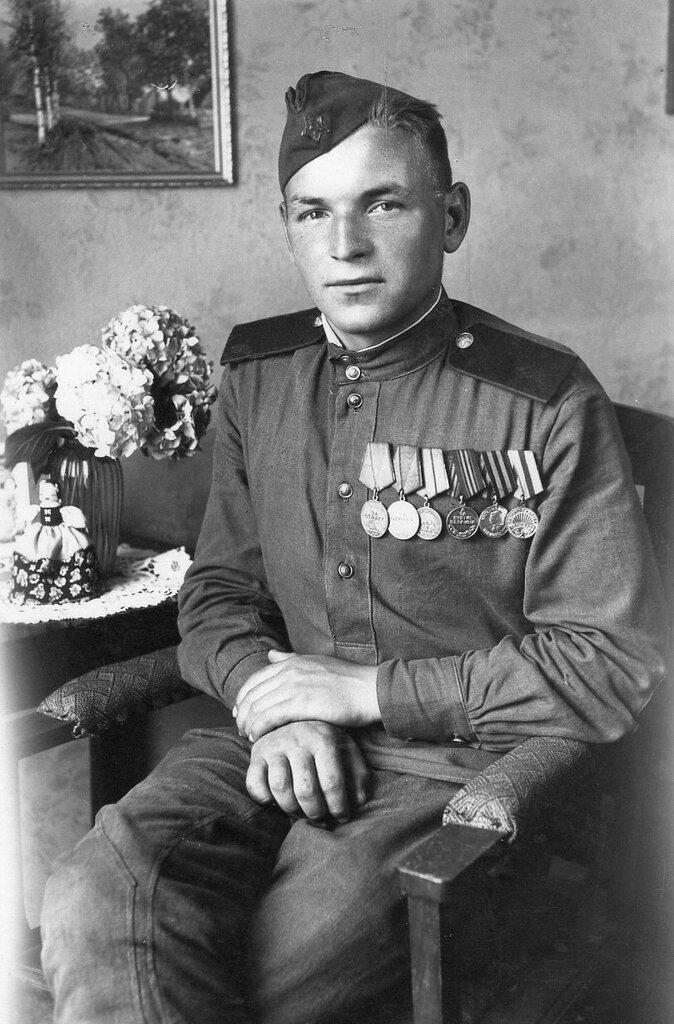 Сухопутов Николай Федорович