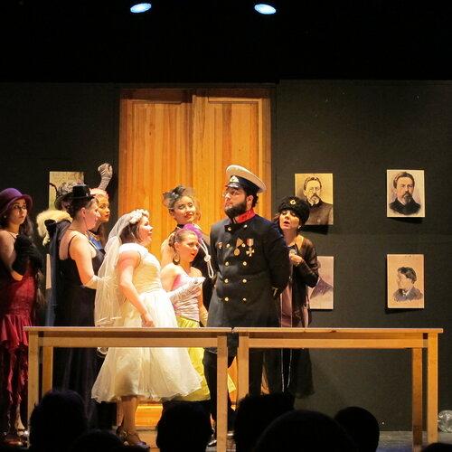 Коляда-театр в Москве