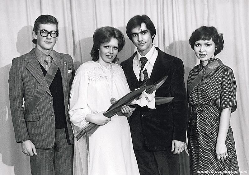 Знаменитости в кругу семьи. Фото из домашних архивов ...