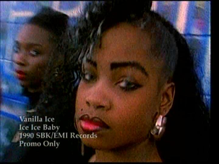 Vanilla Ice - Ice Ice Baby (1990) VOB