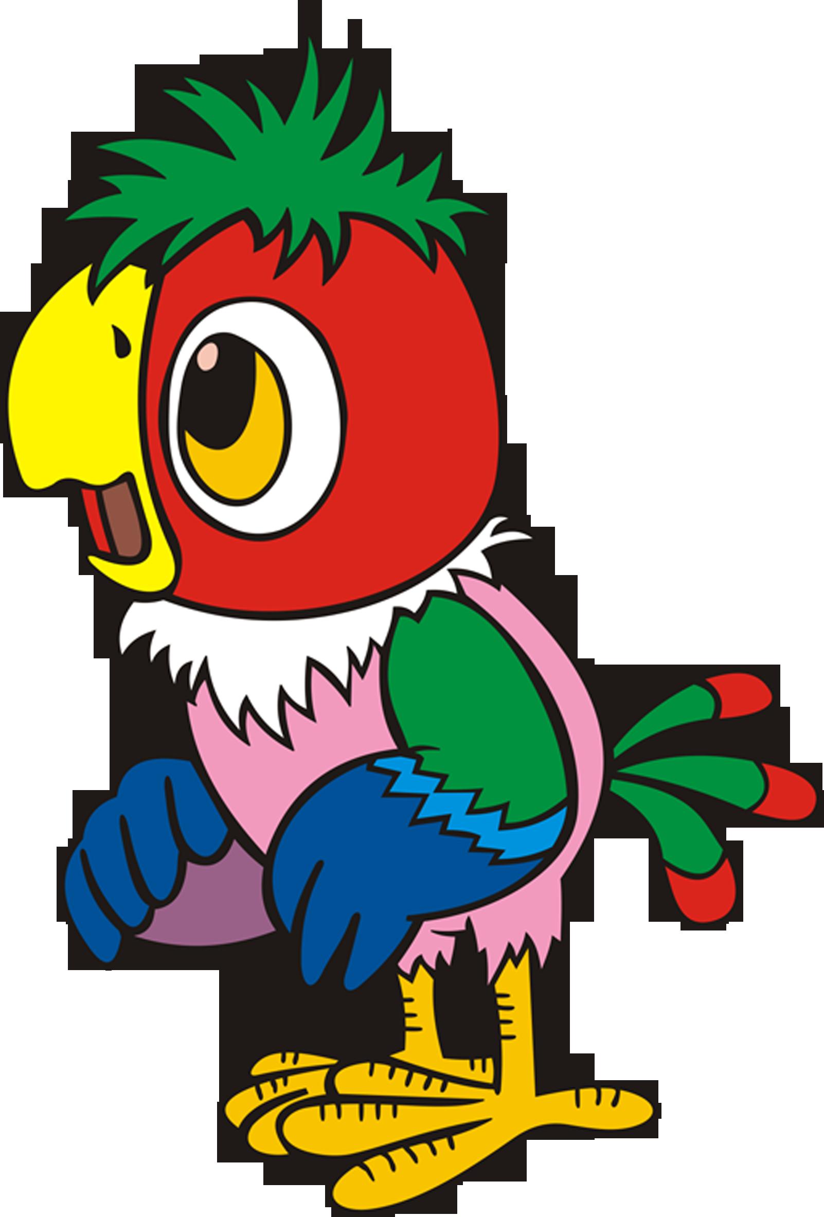 попугай кеша картинка