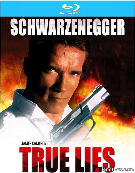 Правдивая ложь / True Lies (1994/BDRip/HDRip)