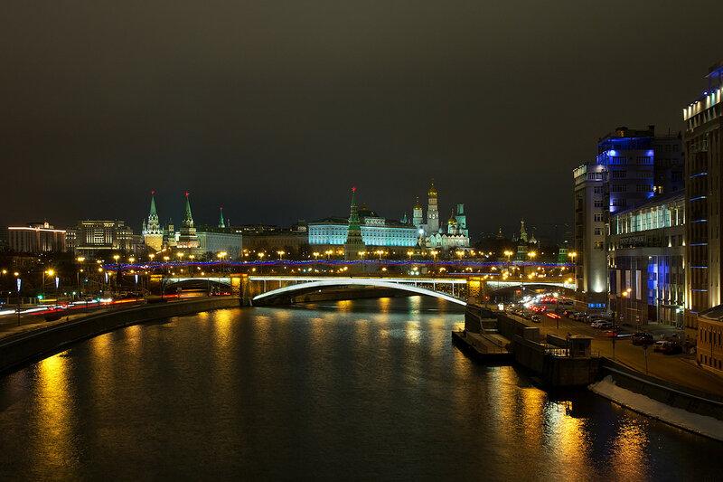 Ночь, Москва-02