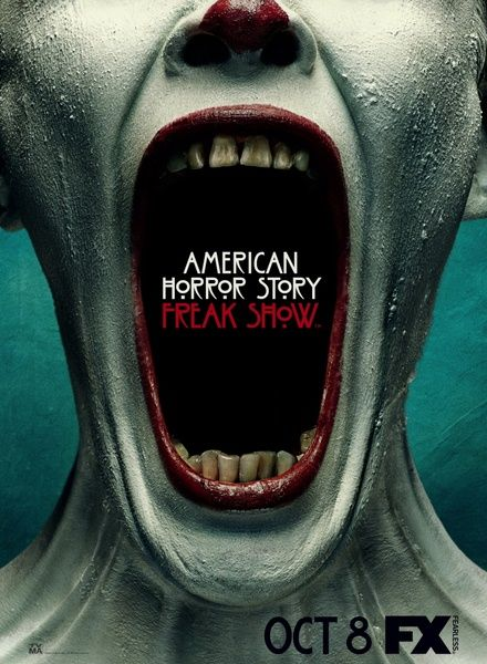 ������������ ������� ������: ����-��� / American Horror Story: Freak Show (4 ����� 2014) WEB-DLRip / HDTV 720p / WEB-DL 1080p