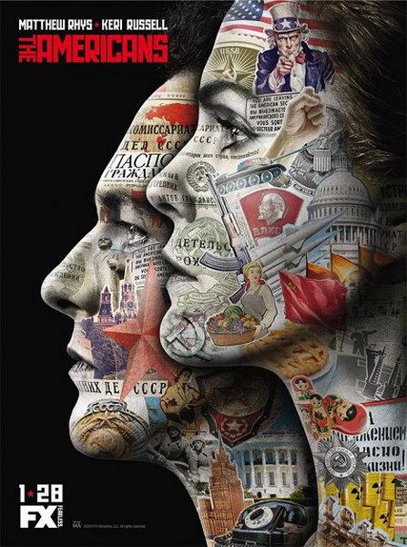 ���������� / The Americans (3 ����� 2015) WEB-DLRip