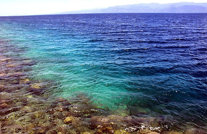 Восточное побережье Тидоре. Отлив