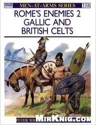 Книга Rome's Enemies (2) Gallic & British Celts