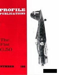 Книга Fiat G.50 [Aircraft Profile 188]