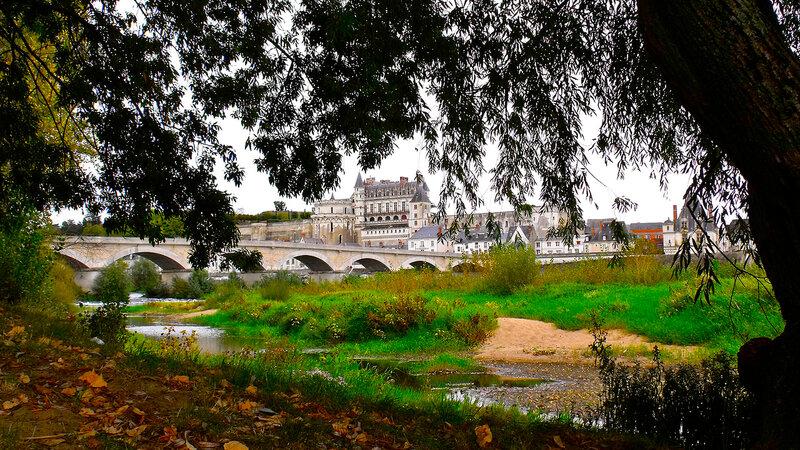 Замок Амбуаз, Франция ( Castle of Amboise, France )