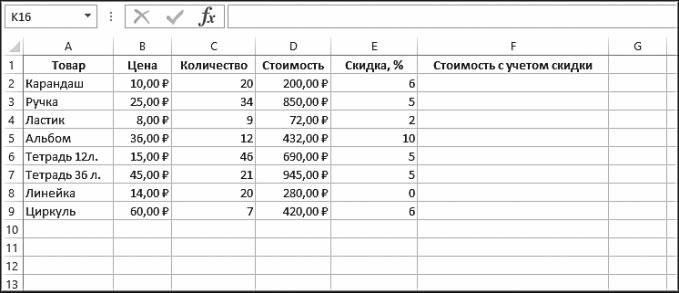 Рис. 5.40. Дополненная таблица