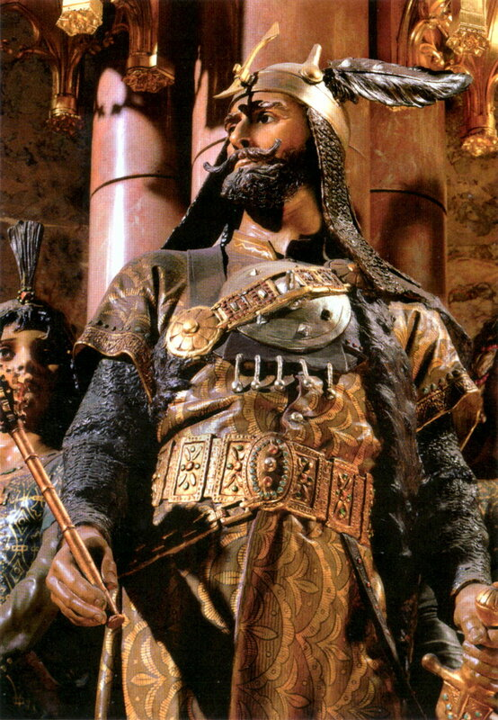 Князь Арпад (889–907, основатель династии Арпадов)