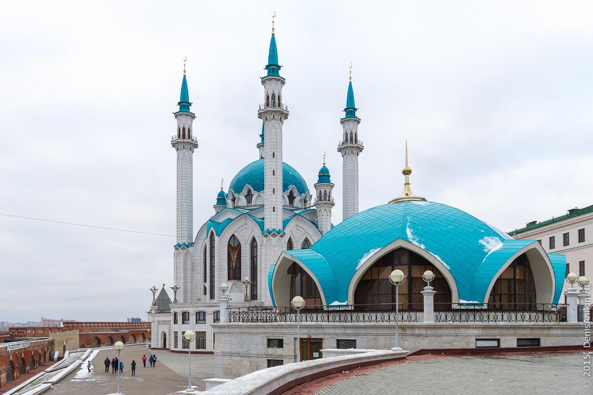 Мечеть Кул Шариф 1