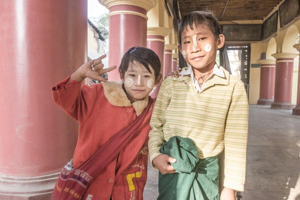 Бирма. Рынок вМандалае– часть1