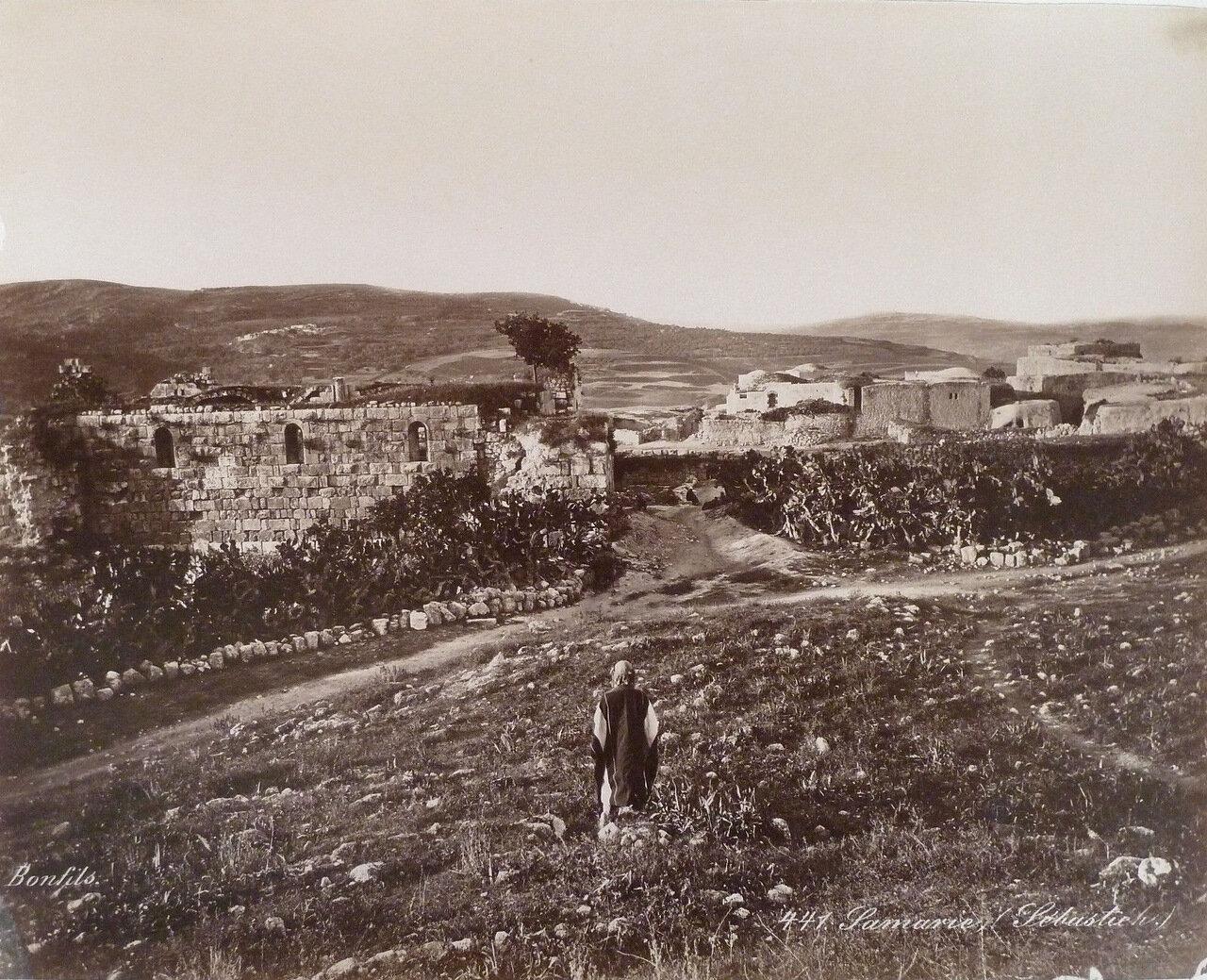 Самария. Себастия.1881